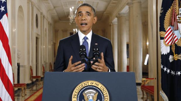 Video: Obama anuncia amparo migratorio