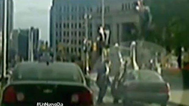 Video: Canadá: Estremecedor video del tirador