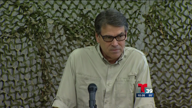 Video: Perry quiere acabar con narco-terroristas