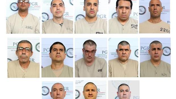 """Extraditan a """"La Barbie"""" y otros jefes narcos a EEUU"""