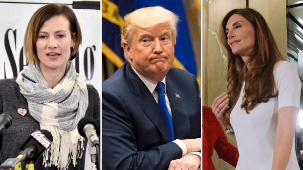 Acoso sexual: mujeres que acusaron a Trump públicamente