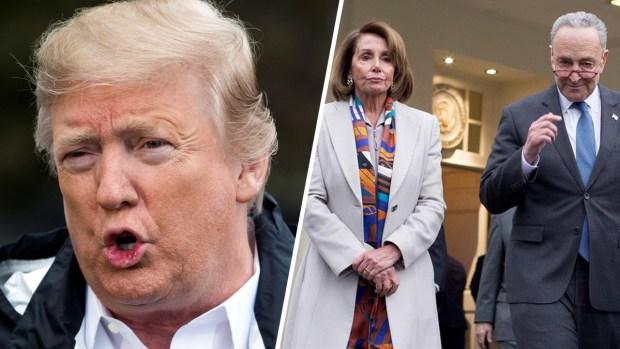 Trump exigiría otros $8,600 millones para el muro