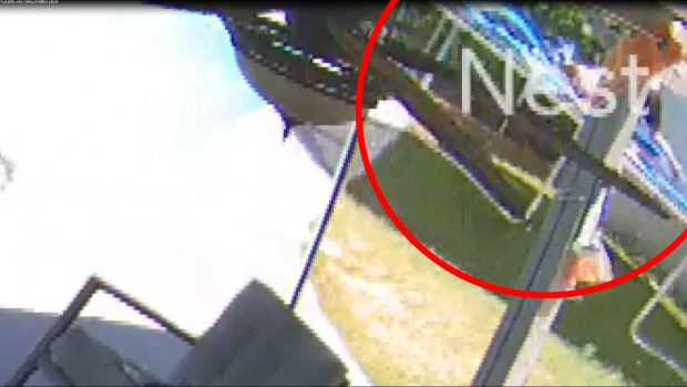 [TLMD - VIDEO] Poderosa ráfaga de viento lanza a niños por los aires en casa de Tempe
