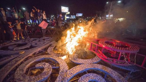 Nicaragua sangrienta: más de 25 muertos tras protestas