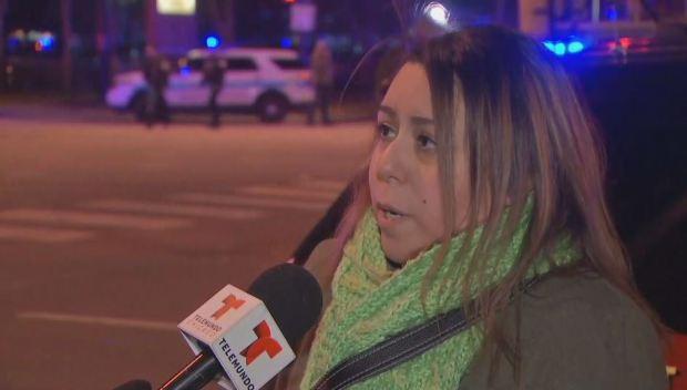Enfermera narra cómo reaccionó al escuchar disparos