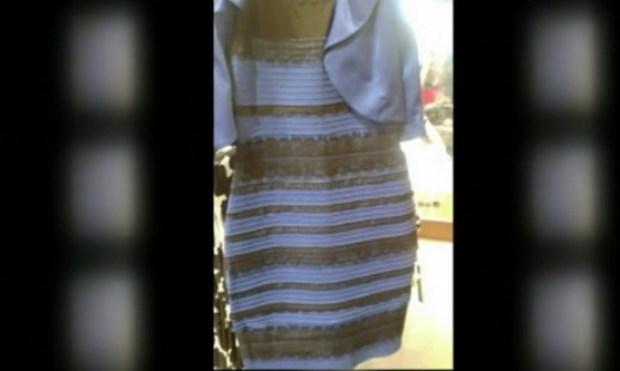 Video: Por fin, ¿de qué color es el bendito vestido?