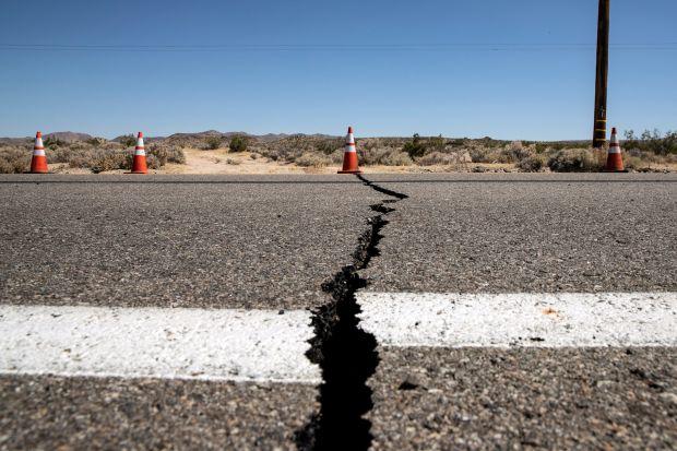 [TLMD - Bahia] Cobertura en equipo: terremotos al Sur de California