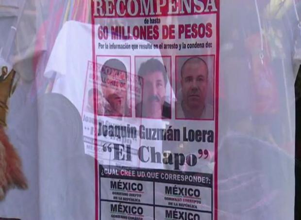 Arrestados tres funcionarios por fuga de El Chapo