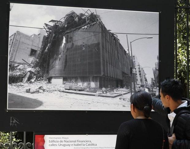 Fotos: A 31 años del terremoto de México