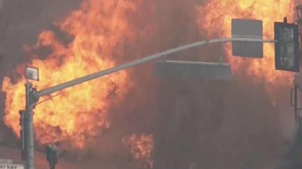 [TLMD - Bahia] Agentes federales investigan explosión de gas en SF