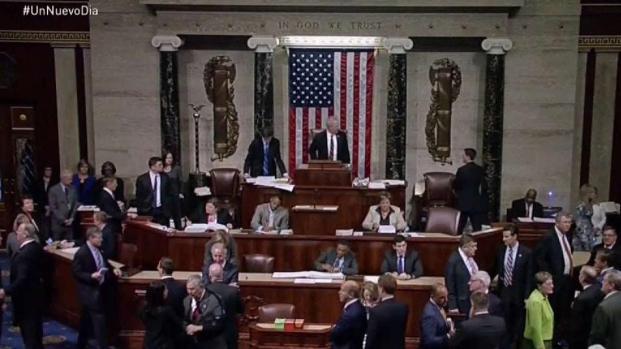 Cámara baja votará nueva ley de salud de Trump