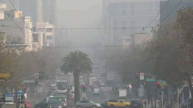 [TLMD - Bahia] Continúa alerta por mala calidad del aire en la Bahía
