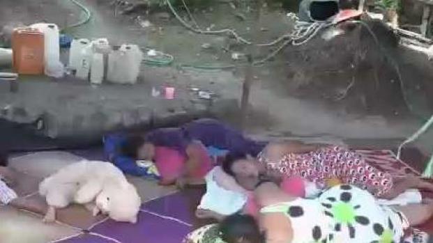 [TLMD - LV] Crece la desesperación en la devastada Indonesia