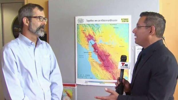 [TLMD - Bahia] Geofísico habla del temblor en Walnut Creek