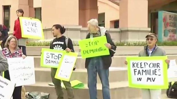 [TLMD - Bahia] Protestas ante posible demolición de viviendas en Mountain View