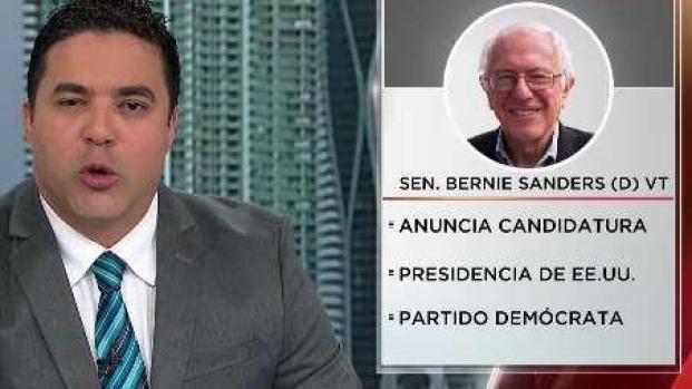 [TLMD - LV] Sanders lanza su candidatura para el 2020