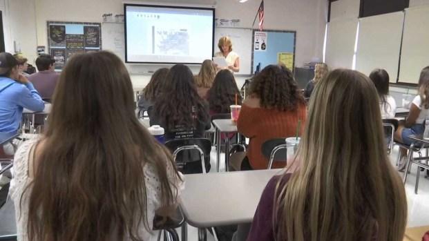 Así dan clases los maestros sobre ataques terroristas del 9/11