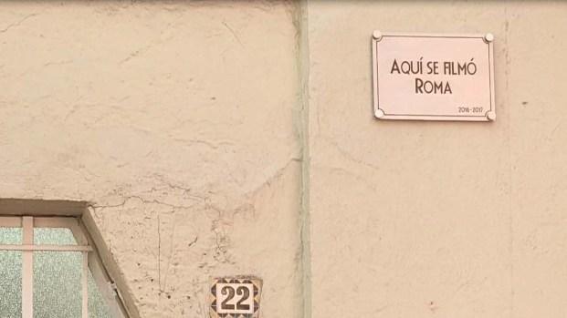 """Recorrido por la """"Roma"""" de Alfonso Cuarón"""