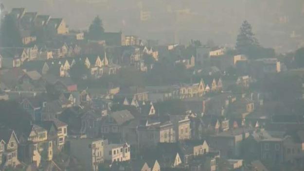Reporte indica mala calidad del aire en el Área de la Bahía