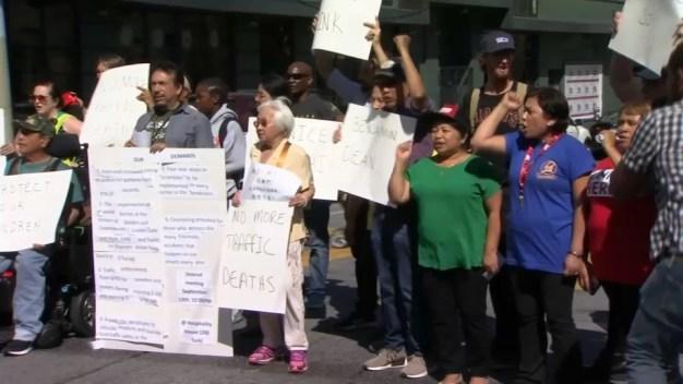 Residentes piden calles sin automóviles en Tenderloin