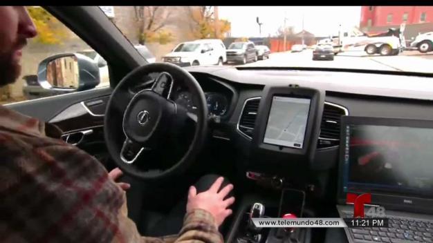 Avanza la nueva modalidad de los vehículos autónomos