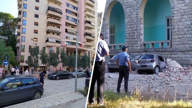 Terremoto sacude país europeo: más de 20 heridos
