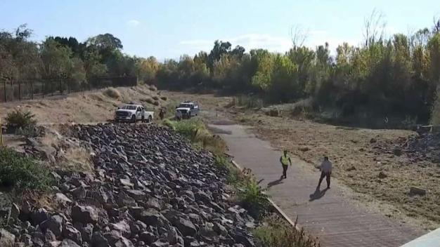 Encuentran cementerio de bicicletas en el Río Guadalupe