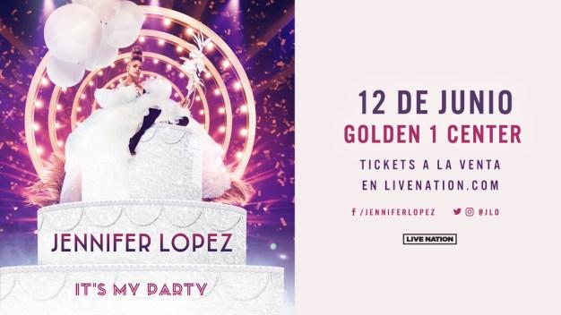 Reglas Oficiales:  Boletos para concierto de Jennifer Lopez