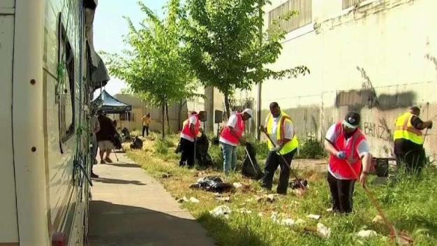 Lanzan programa piloto para reducir basura de las calles