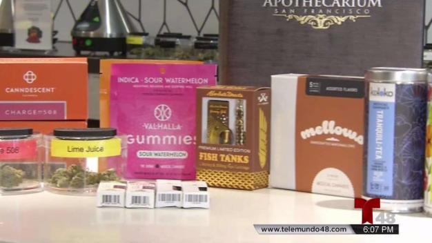 Riegos por intoxicación con marihuana comestible