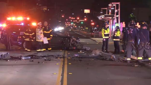 Accidente en San José deja un muerto, 8 heridos