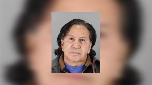 Expresidente de Perú Alejandro Toledo se presenta en corte