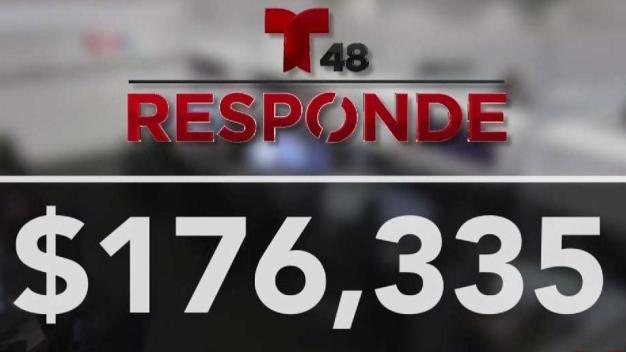Telemundo 48 Responde y televidentes recobran dinero