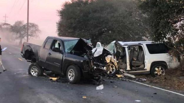 Bombero de San Francisco muere en aparatoso accidente