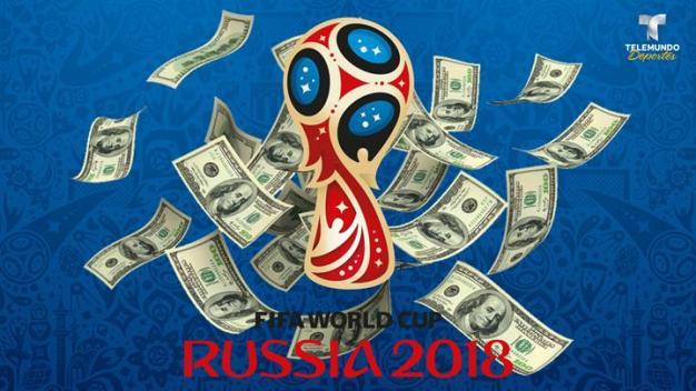 ¡Échale un ojo! Así están las apuestas del Mundial de Rusia