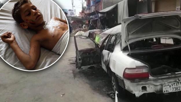 Sangrienta celebración: bombazos dejan heridos