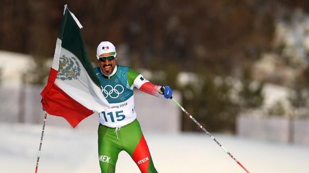 German Madrazo nos cuenta cómo llegó a los Juegos Olímpicos