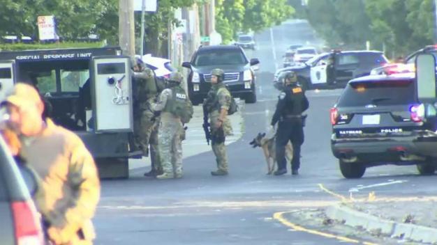 Buscan hombre involucrado en enfrentamiento con la policía