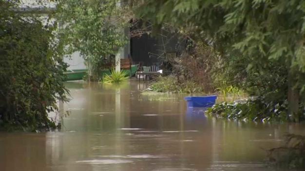 Riesgos por inundaciones y deslizamientos en CA