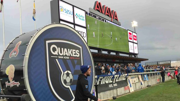 Los Earthquakes pierden segundo partido consecutivo en casa