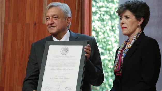 López Obrador ya es presidente electo de México