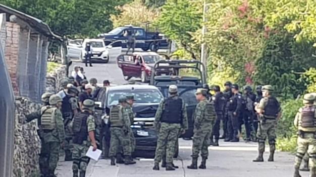 Militares abaten a 14 civiles armados que los atacaron