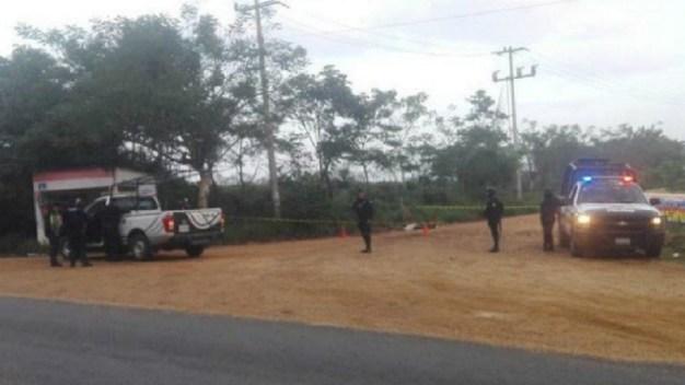 Grupo armado ataca a migrantes; una mujer muere