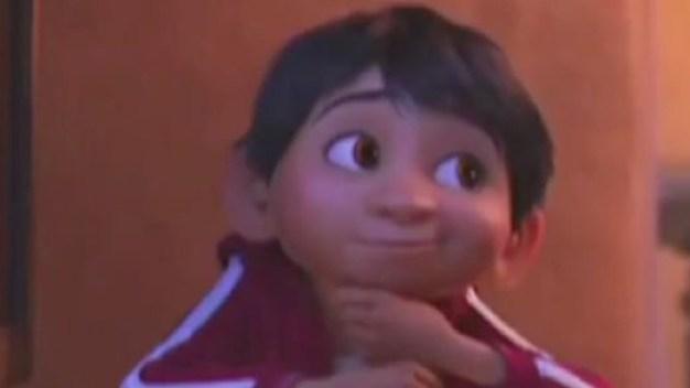 """Un niño mexicano es el """"gemelo"""" humano de """"Miguel"""", el personaje de """"Coco"""""""