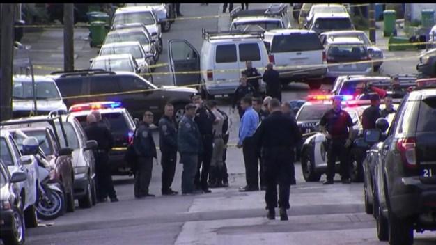 Sujeto es herido gravemente tras arrollar a un oficial en SF