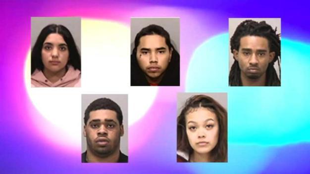 Arrestan a 11 sospechosos de robo de auto en Fremont