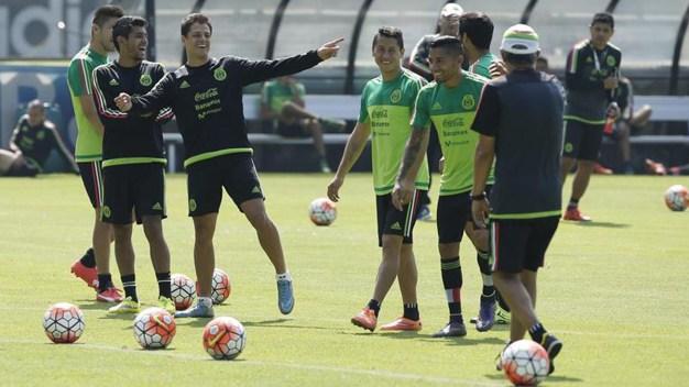 México se alista para amistoso contra Bosnia-Herzegovina