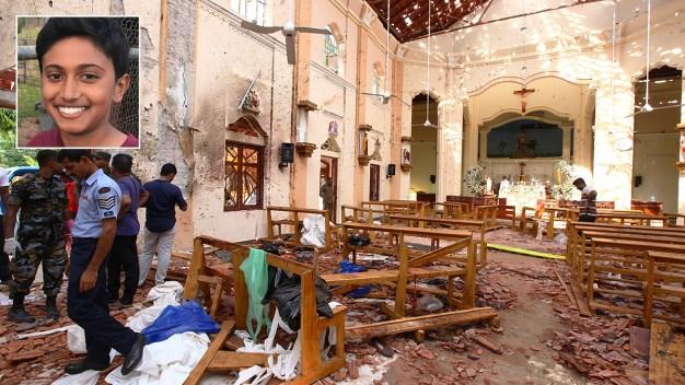 Varios estadounidenses entre los muertos en Sri Lanka
