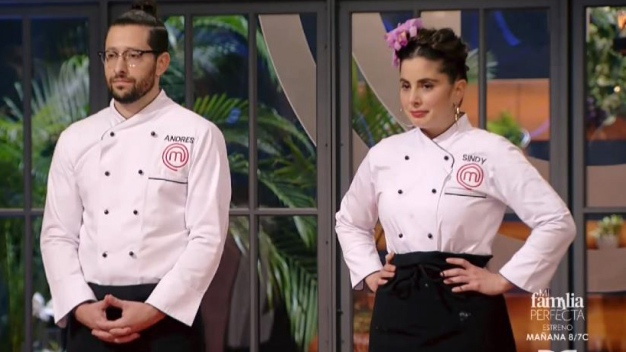 Sindy Lazo gana la gran final de MasterChef Latino}
