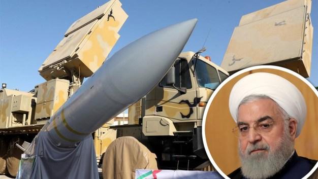 En video: Irán presenta nueva arma, el temible Bavar-373